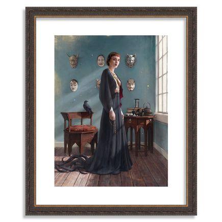 Tom Bagshaw Art Print - Better Angels