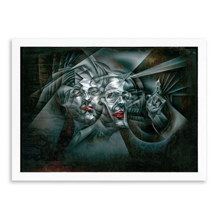 Tom Thewes Art Print - BADguys - Limited Edition Prints