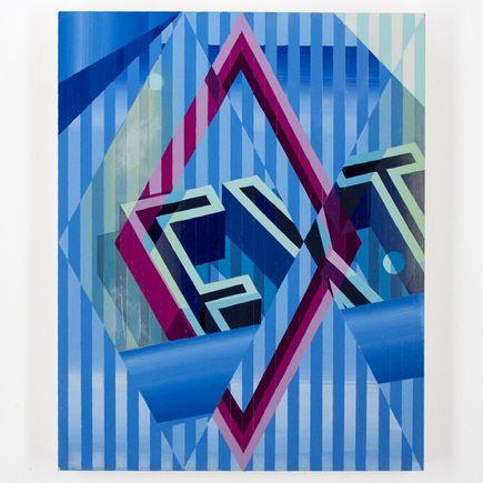 Trav Original Art - Extra Cool - Original Artwork