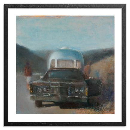 Trevor Young Art Print - Across The Great Divide - Limited Edition Prints