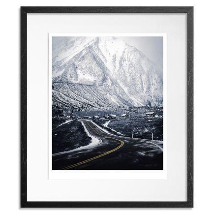 Cole Younger Art Print - Below Zero