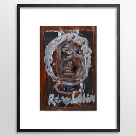 Tyree Guyton Original Art - Revelation - Original Painting