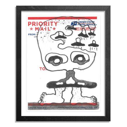 UFO907 Art - Postal Slap - 25
