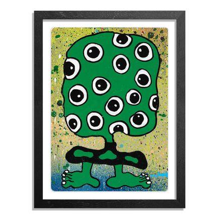 UFO907 Art - Street Aliens - 159
