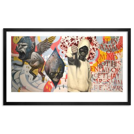 Van Saro & John Park Art Print - LivEvil - Limited Edition Prints
