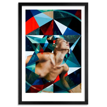 Vans The Omega + N. Corradi Art Print - Born The Everlasting