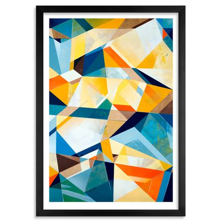 Vans The Omega Art Print - Angles Of Elevation