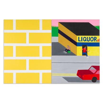 Vaughn Taormina Original Art - Liquid Lifestyle