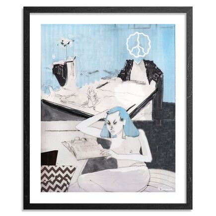 Vaughn Taormina Art Print - Studio Visit