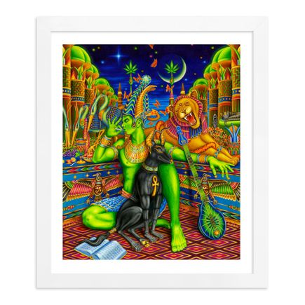 Vedran Misic Art Print - Midnight Toke