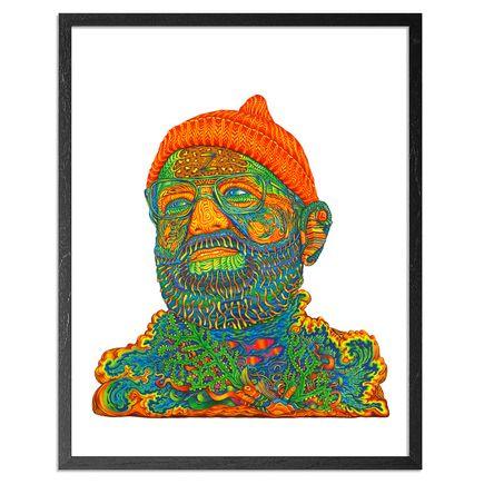 Vedran Misic Art Print - Zissou