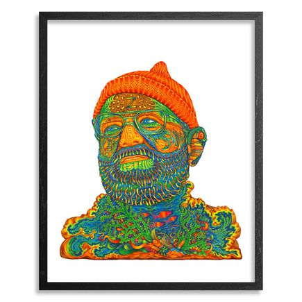 Vedran Misic Art - Zissou - Framed