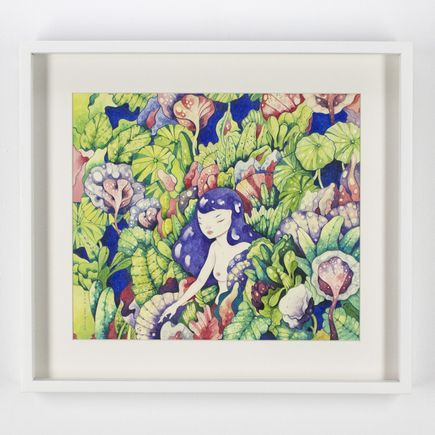 Violeta Hernandez Original Art - Jungla Comun