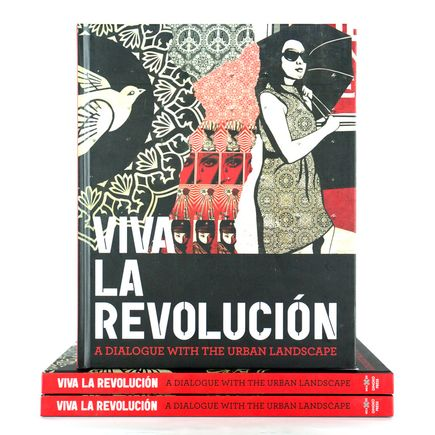Various Artists Book - Viva La Revolucion - A Dialogue with the Urban Landscape