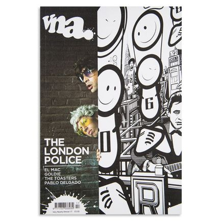 vna Magazine Book - Issue 17: The London Police