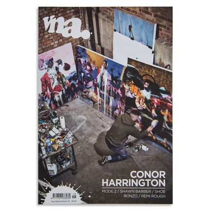 vna Magazine Book - Issue 18: Conor Harrington