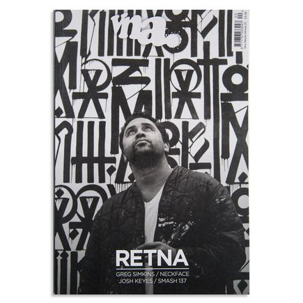 vna Magazine Book - Issue 20: Retna