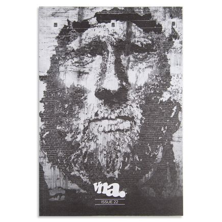 vna Magazine Book - Issue 22: Vhils
