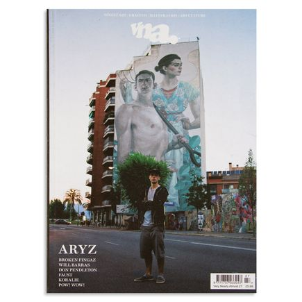 vna Magazine Book - Issue 27: Aryz