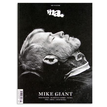 vna Magazine Book - Issue 28: Mike Giant