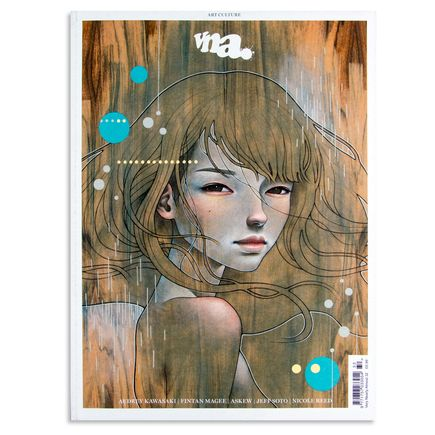 vna Magazine Book - Issue 32: Audrey Kawasaki