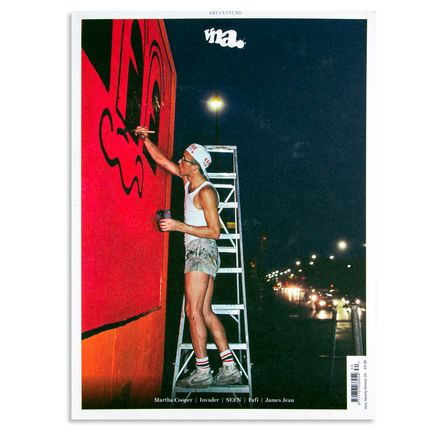 vna Magazine Book - Issue 34: Martha Cooper