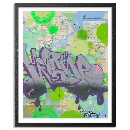 Wane Original Art - Interpretation - Original Artwork 03