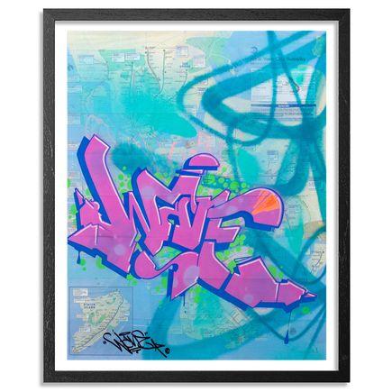 Wane Original Art - Interpretation - Original Artwork 05