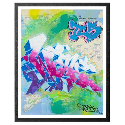 Wane Original Art - Interpretation - Original Artwork 06