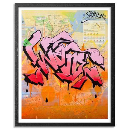 Wane Original Art - Interpretation - Original Artwork 07