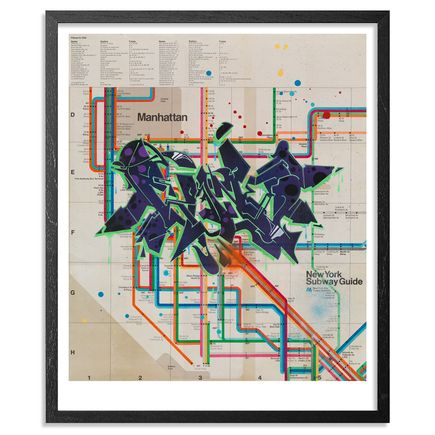 Wane Art Print - Interpretation - Limited Edition Prints