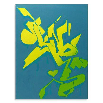 Wane Original Art - Tradition Trifecta 02 - Original Artwork