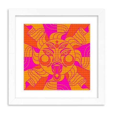 WB72 Art Print - Sonne - Blotter Edition