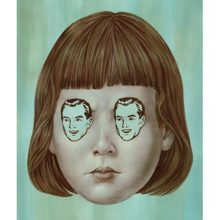 Casey Weldon Art Print - She Should Have Been a Son
