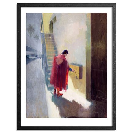 William Wray Art Print - Roommates - Standard Edition