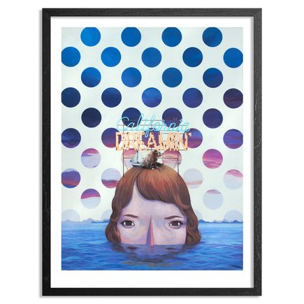 Yoskay Yamamoto Art Print - California Dreamin