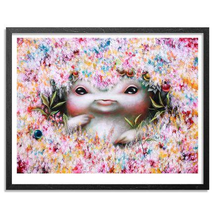Yosuke Ueno Art - efiL - Framed