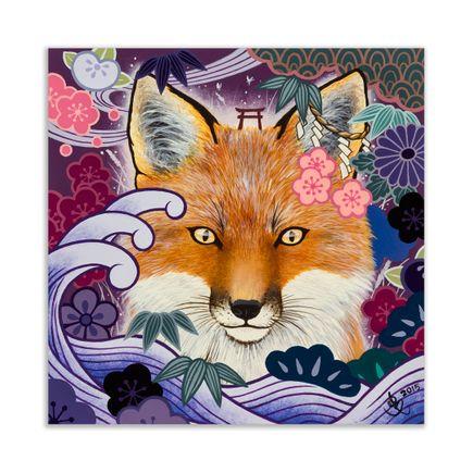 Yumiko Kayukawa Original Art - Kitsune No Nami (Fox Wave) - Original Artwork