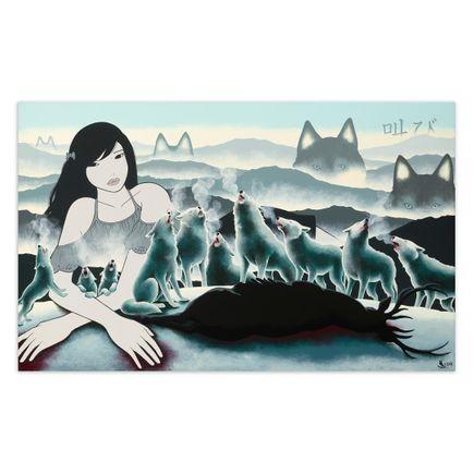 Yumiko Kayukawa Original Art - Sakebi (Scream) - Original Artwork