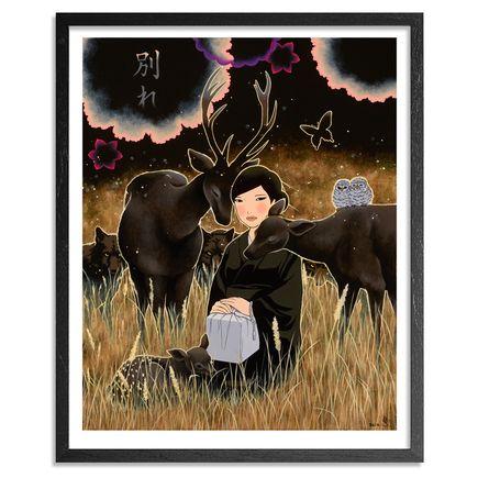 Yumiko Kayukawa Art Print - Separation - Limited Edition Prints