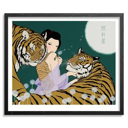Yumiko Kayukawa Art - Shyness - Framed