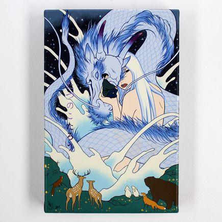 Yumiko Kayukawa Original Art - Taro The Dragon Boy - Original Artwork