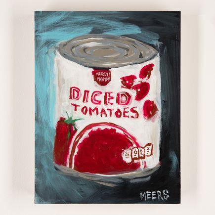 Zak Meers Original Art - Tomato Tamäto I