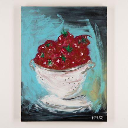 Zak Meers Original Art - Tomato Tamäto II