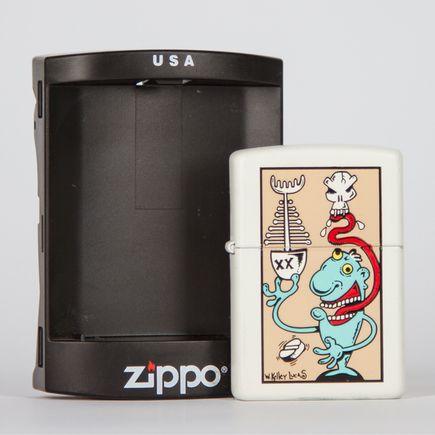 Zippo Art - W. Kelley Lucas - XX Lighter
