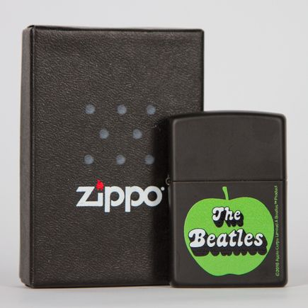 Zippo Art - The Beatles Lighter