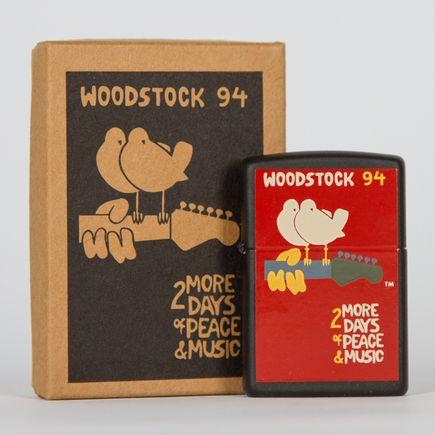 Zippo Art - Woodstock 94 Lighter