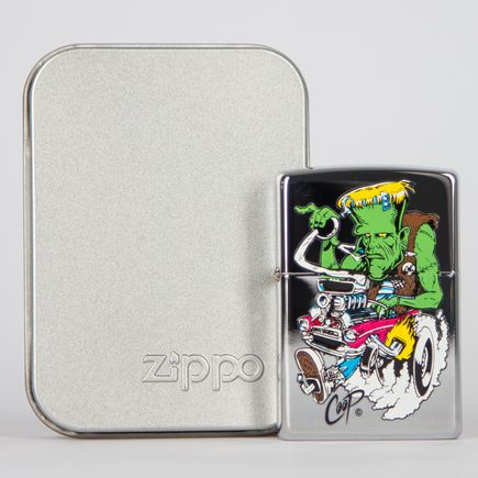 Zippo Art - Coop - Monster Rod Lighter