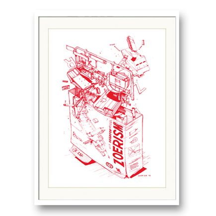 Zoer Art - Boxship